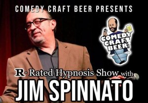 R-Rated Hypnosis Show with Jim Spinnato