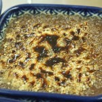 Chocolate Creme Brulee (includes metric)