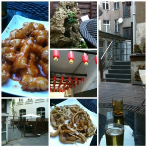Rico's Kitchen, Chinese restaurant, Poznan