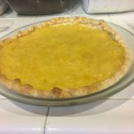 Vintage pineapple pie recipe