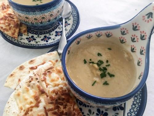 Zupa z Kopru Wloskiego - Fennel Soup