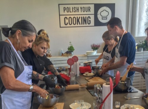 Polish Cooking Class in Warsaw
