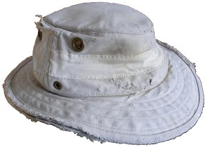tilley hats for volunteers abroad