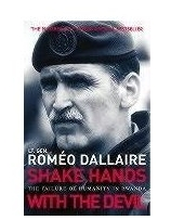 book about rwanda - shake hands with the devil by romeo dallaire