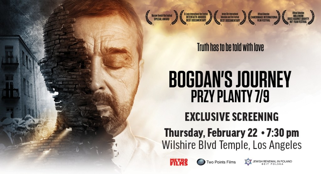 photo Bogdan's Journey Special Screening, Wilshire Blvd Temple