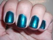 la girl metal metallic nail polish