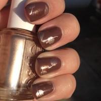 Pretty Fall Leaves Nails | Polish Me, Please!