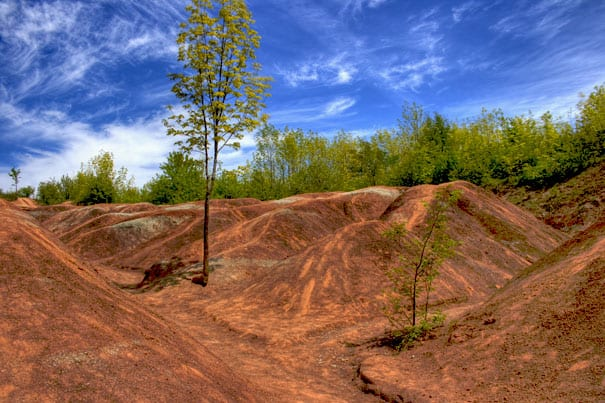 Badlands - Caledon Hills