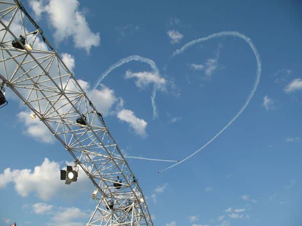 Serce na niebie - Heart on the sky