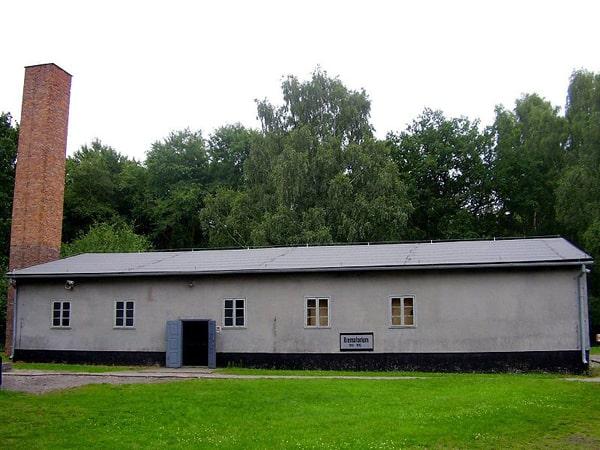Krematorium KL Stutthof