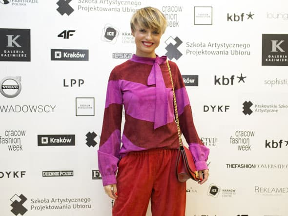 The Boldest Looks From The Krakow fashion awards 2018