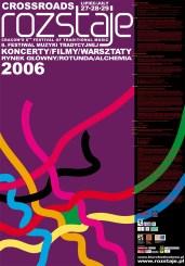 Jandura plakat rozstaje 2006 kopia