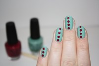 Photos - Bild - Galeria: EASY NAIL ART AT HOME WITH TOOTHPICK