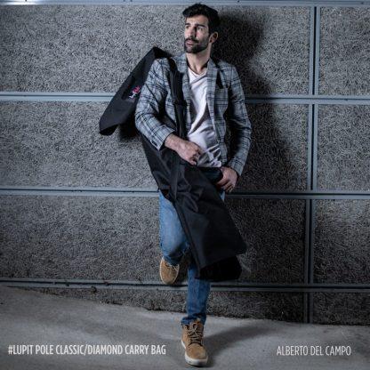 Alberto Del Campo Carry Case Lupit pole