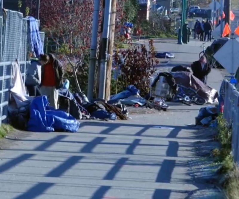 """""""Homeless in Anchorage"""""""