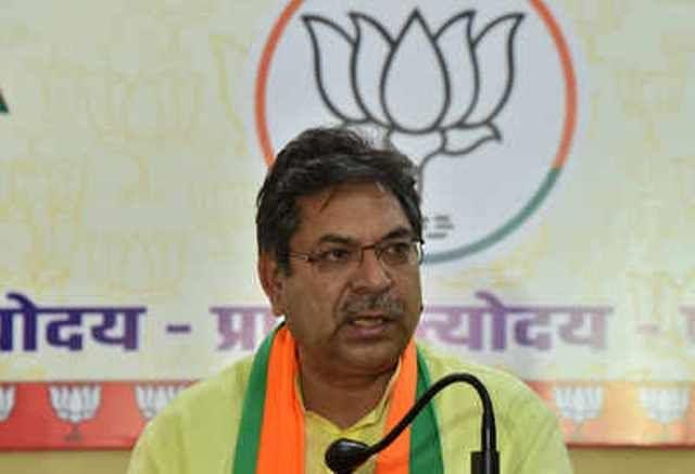 Rajasthan Bjp President Satish Poonia Announced State Working Committee Of Bjp