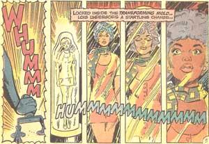 scene from Superman's Girlfriend Lois Lane #106