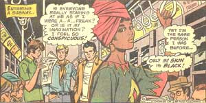 another scene from Superman's Girlfriend Lois Lane #106