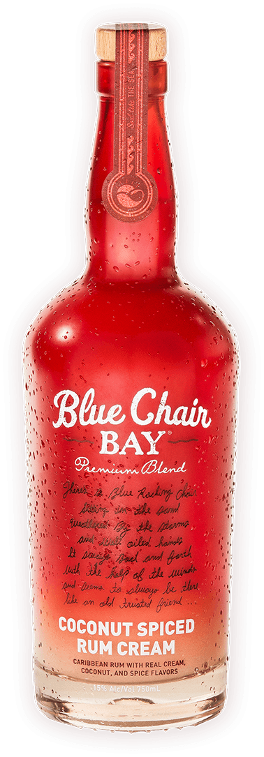 kenny chesney blue chair bay hats ikea poang covers uk rum polite drinking coconut spiced cream bottle