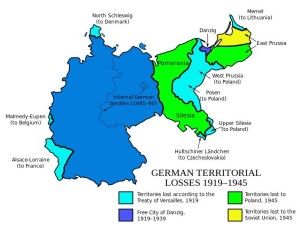 germania teritories