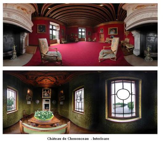 Aceasta S A Razbunat Pe Diane De Poitiers Luandu I Castelul N Schimbul Celui La Chaumont Retras Anet Unde Murit 1566