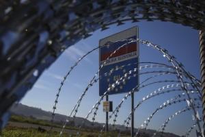 Slovenia To Build Border Fence With Croatia Amid Refugee Crisis