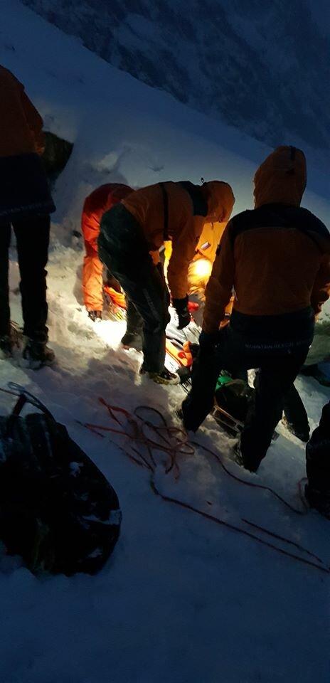В Словаччині сталася трагедія з українськими альпіністами (ФОТО)