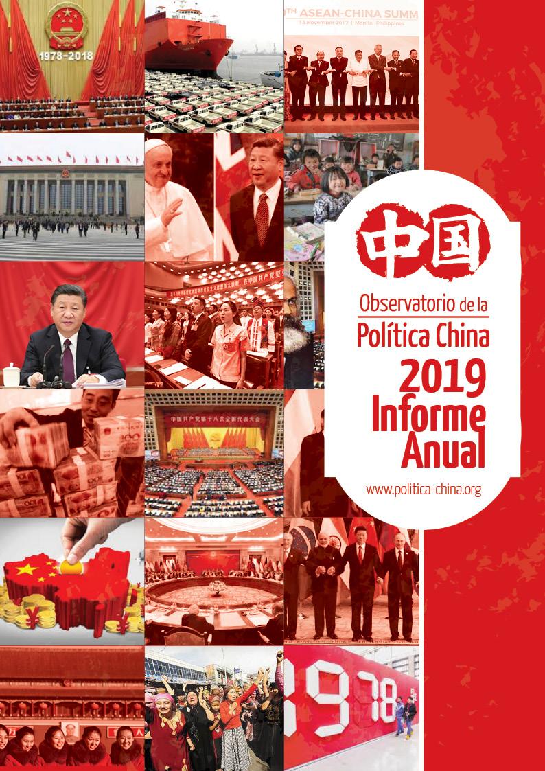 Informe Anual Política China 2019