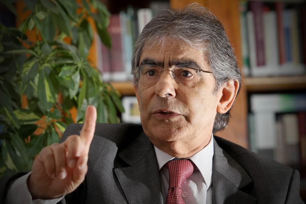Ex-presidente do STF Carlos Ayres Brito