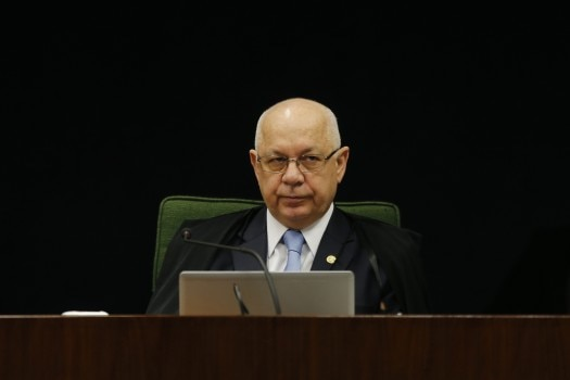 O ministro do STF Teori Zavascki, relator da Lava Jato na Corte. Foto: Dida Sampaio/Estadão