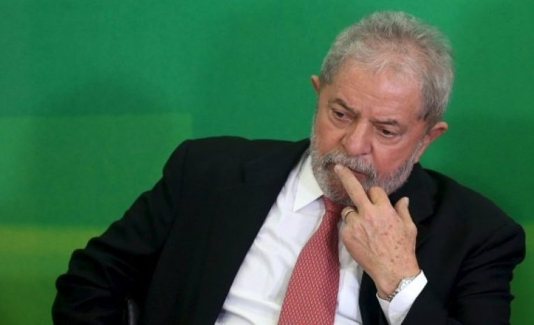 O ex-presidente Luiz Inácio Lula da Silva, alvo da Lava Jato / Foto: Adriano Machado/Reuters