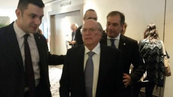 Miguel Reale Jr participa de encontro do Instituto dos Advogados de São Paulo. Foto: Julia Affonso/Estadão