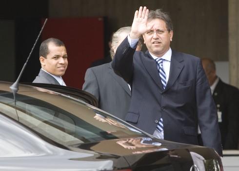 Marcelo Miranda, governador do Tocantins. Foto: Ed Ferreira/AE - 2009
