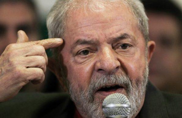 Lula. Foto: Fernando Donasci/Reuters
