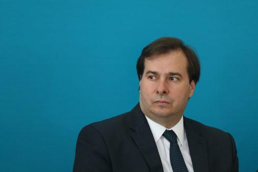 Presidente da Câmara, Rodrigo Maia. FOTO:DIDA SAMPAIO/ESTADÃO