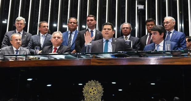 PEC da Previdência tem texto aprovado em segundo turno pelo Senado