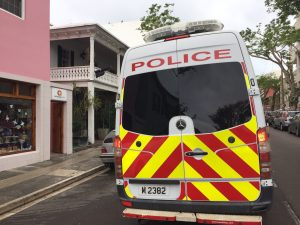 Police planned to transport MPs into parliament in paddy wagon