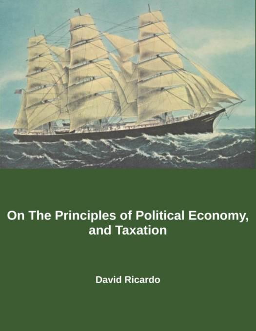 David Ricardo economics book