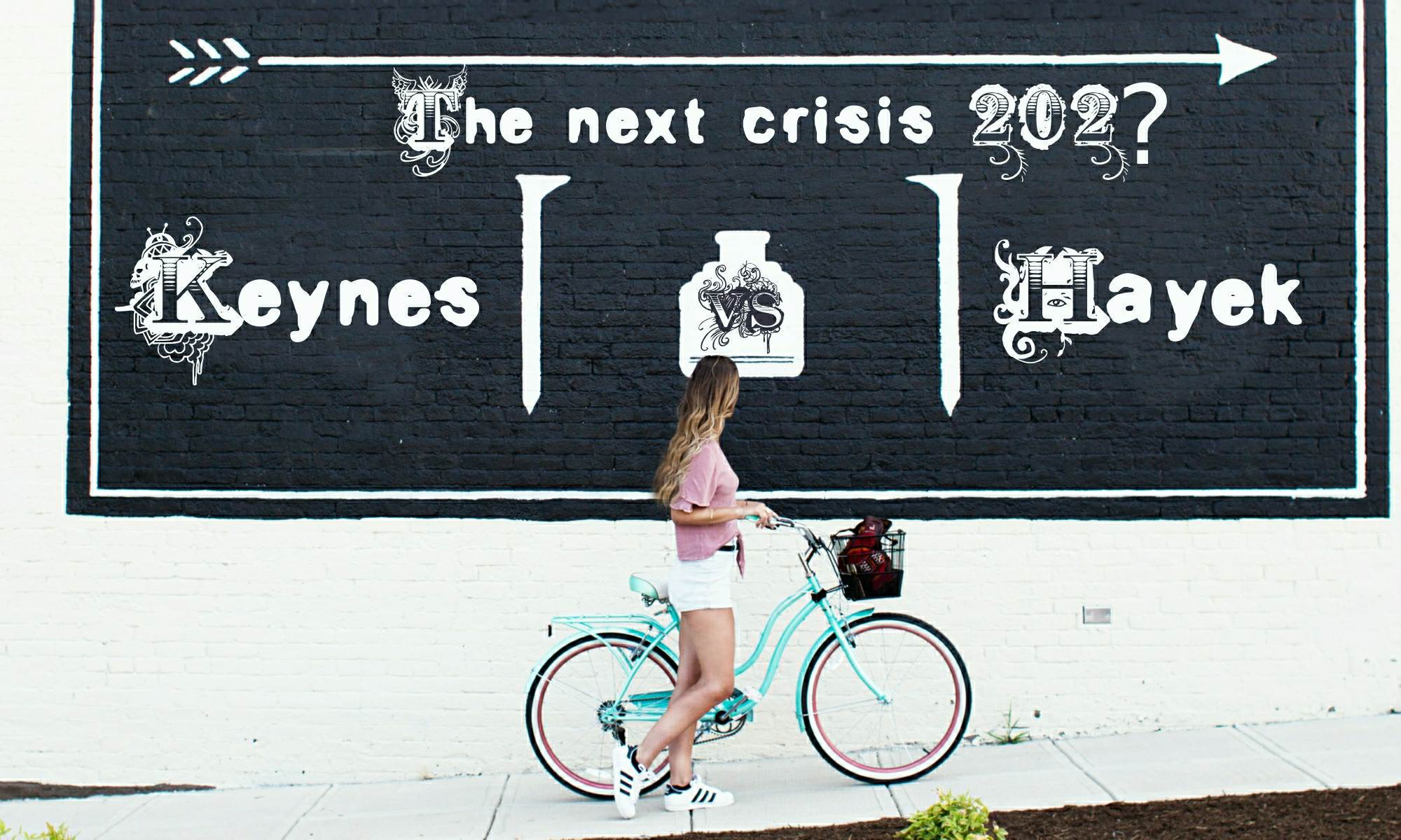 rsus Hayek business cycle theory