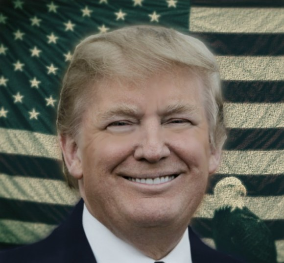 US President Donald John Trump
