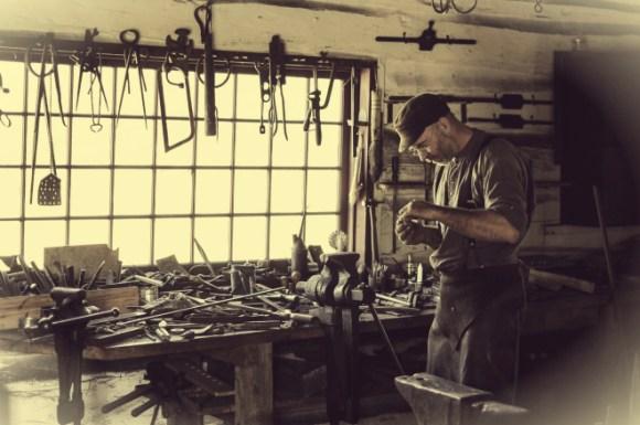 Worker entrepreneur