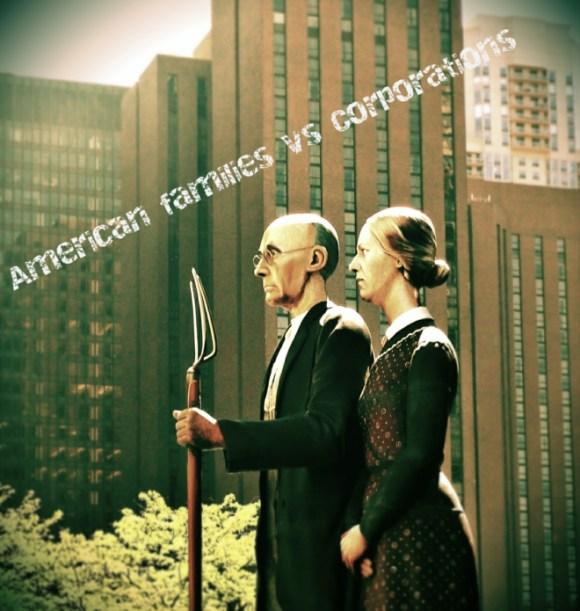 American dream vs corporate ambitions
