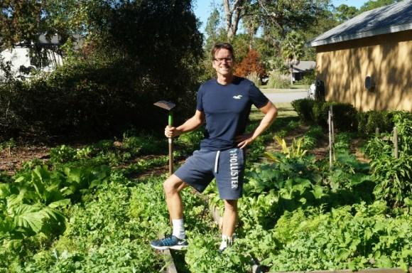 laissez-faire urban farmer