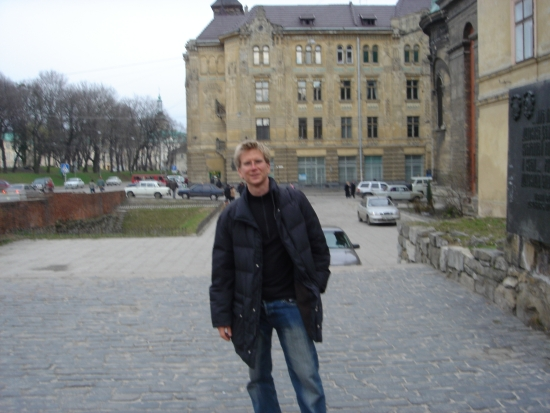 Mark Biernat Europe