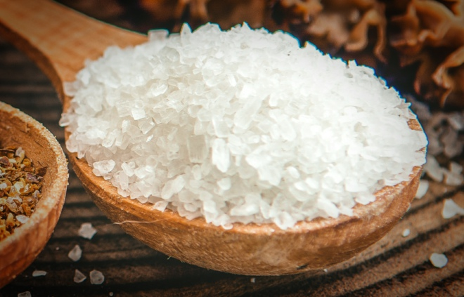 salt as money