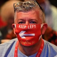 Labour Party Conference: Too Many 'White Men' Speaking, Members Told
