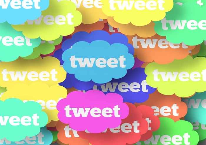 tweet cloud