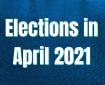 Title Image: April 2021 Election Calendar