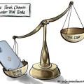 Darrin Bell editorial cartoon Derek Chauvin George Floyd