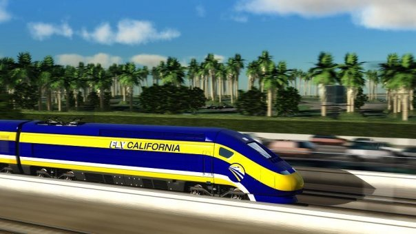 California has its own plans for a high-speed rail system, but the rest of us will still just have (underfunded) Amtrak.